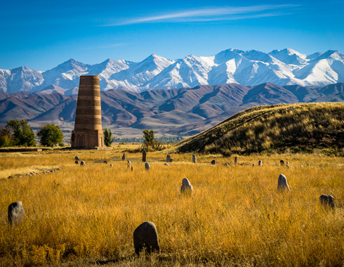 Discover Kyrgyzstan Destination Marketing Campaign